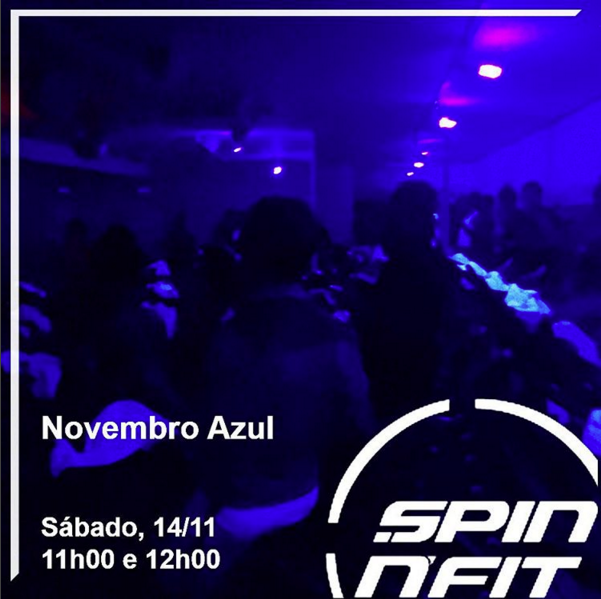 spin n fit novembro azul