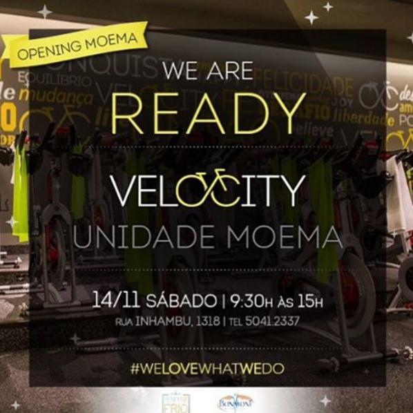 velocity moema