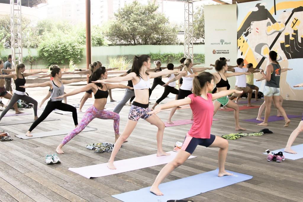 Foto Yoga Adventure
